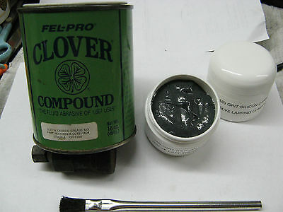 Motorcycle And Auto Valve Lapping Compound 800 Grit