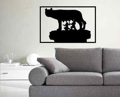 Wall stickers totti roma 100x52 cm eur 17 00 picclick it for Wall stickers roma