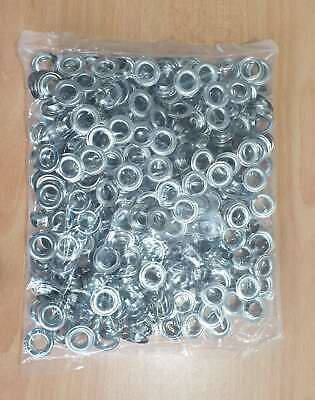 1000 Grommets Punch Eyelets