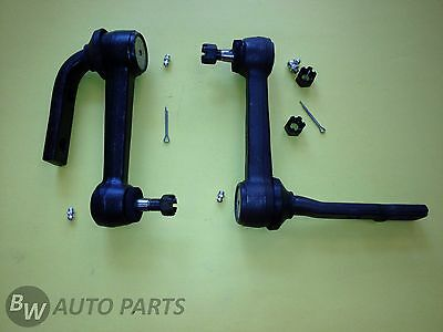 2 New Idler Arms 1990-2005 CHEVROLET ASTRO 2WD / GMC SAFARI 2WD 90-05 12MM