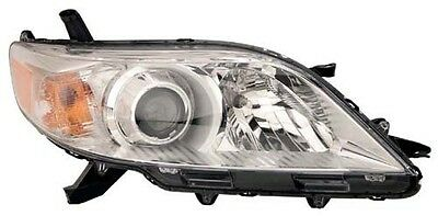 2010-2011 Toyota Sienna LE/XLE New Right/Passenger Side Headlight Assembly