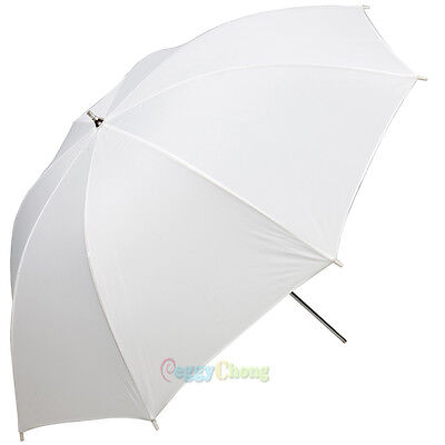 10x 33'' 83cm studio flash translucent white soft umbrella