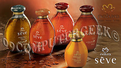 Natura Seve Shower Oils
