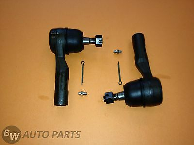 2 Front Outer Tie Rod Ends 2005-2010 CHEVROLET COBALT / 05-08 EQUINOX