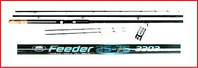 Lineaeffe 11ft   Multi Tip Feeder / Quiver Fishing Rod