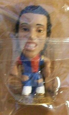Microstars BARCELONA (HOME) RONALDINHO, GOLD BASE