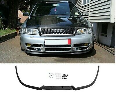 Für Audi A4 S4 RS4 B5 Front Spoiler Lippe Frontschürze Frontlippe Frontansatz S