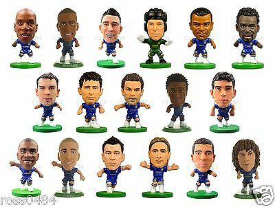 Chelsea *CLEARANCE* SoccerStarz Figures Players Football Figurines Official Gift
