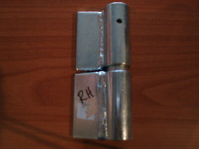 Pair Of Heavy Duty Weld On Gate Hinges Right Hand Trailer Ute Truck Tray Ref 113