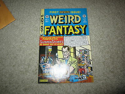 E.c. Comics Weird Fantasy #1  From 1992 Hard To Find