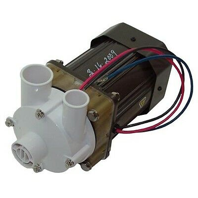 PUMP MOTOR ASSEMBLY fits Hoshizaki Ice Machine OEM S-0730 120V 681302 HZ730