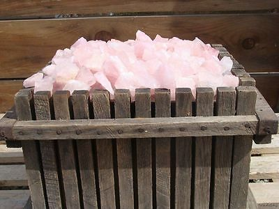 Natural PINK QUARTZ 2000 Carats - The Stone of UNCONDITIONAL LOVE - Heart Chakra