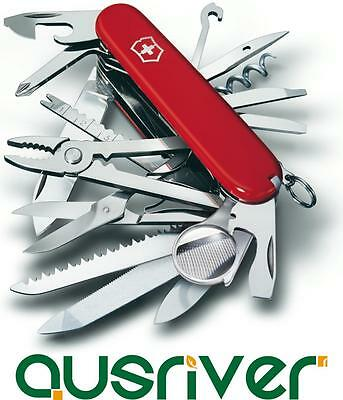 Victorinox Spartan Red Swiss Army Knife VIC-1.6795 33-in-1 Champion