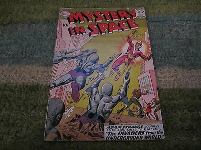 Mystery In Space #54: 2Nd Adam Strange Of The Series!!!