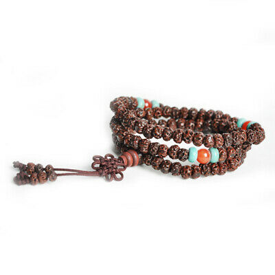 5mm Tibetan Buddhism 108 Tianyizi bodhi seeds Prayer Bead Mala