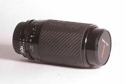 Vivitar Series 1 70-210mm f/2.8-4 Q DOS 3D Camera Lens for Nikon Ai-S SN 9231118