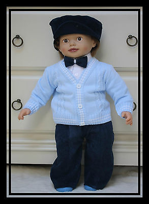 Baby Boy Toddler 5 Piece Smart Outfit Suit Christening Wedding Party Blue