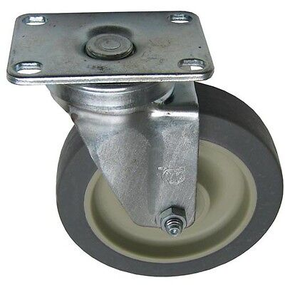 "PLATE MOUNT CASTER 5"" DIA 2-3/8 X 3-5/8 for Cres-Cor Frymaster Fryer 1824 262374"