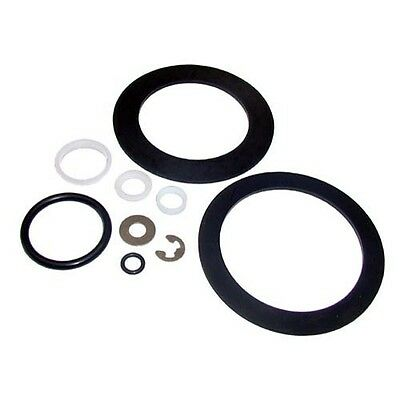"""LEVER WASTE REPAIR KIT for 3"""" & 3-1/2"""" Sink Openings W/Rubber Washers 511090"""