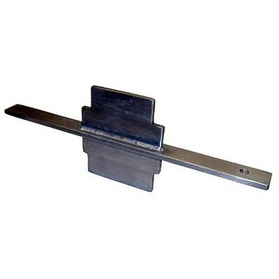 "LEVER WASTE DRAIN TOOL fits 3-3-1/2"" Sink Openings for 2-3/4 & 3-3/8 Slot 721140"