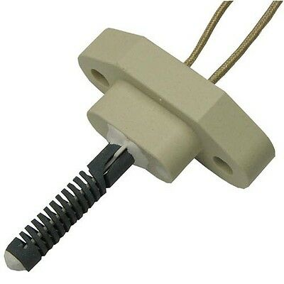 """IGNITOR HOT SURFACE 1-15/16"""" MT CTRS 11"""" Wire Leads for Cleveland Kettle 441189"""