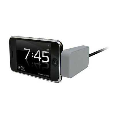 iPhone 4 4S Charger + Stand works with iPod Touch Nano iPhone 3/3GS/4/4S iPad