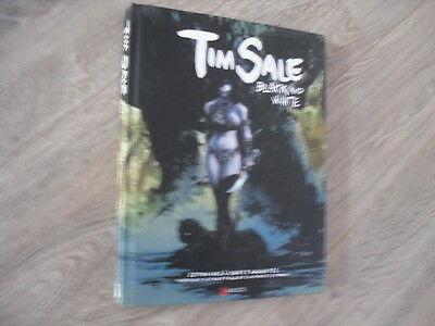 Tim Sale  Black And White  Superbes  Illustrations Et Croquis Tbe