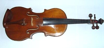 Wonderful 19th century 4/4 violin. Excellent sound/condition