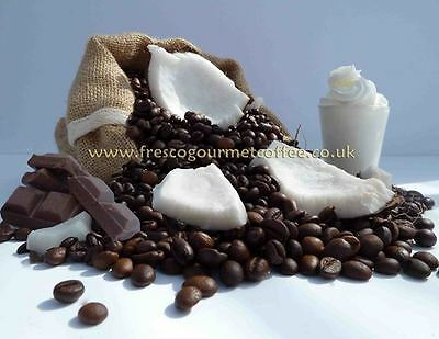 6 x 100g Coffee beans Flavoured, Normal Roast, Decaffeinated coffee or ground