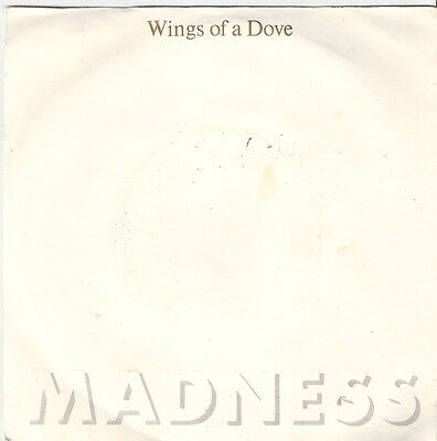 "Madness - Wings of a Dove (1983)  GERMANY 7""  Stiff"