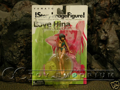 "*** VERY RARE & LONG SOLD OUT!   Love Hina Story Image ""Nyamo"" Figure MINT! ***"
