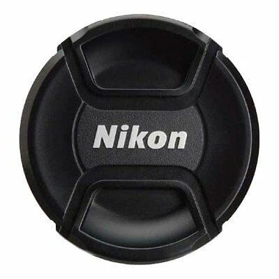 Genuine Nikon 52mm Front Lens Cap LC52 For 55-200mm 50mm 18-55mm Nikon Lenses
