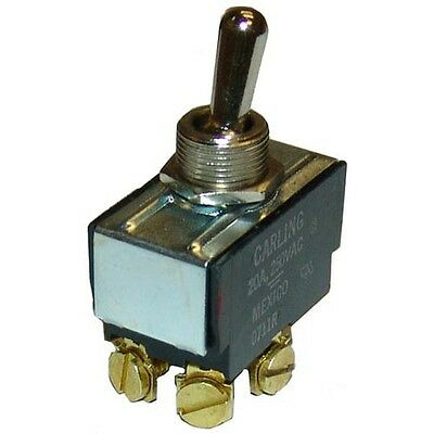 TOGGLE SWITCH 1/2 DPST for Hatco Booster FR 3CS Wells Waffle Baker L11 421086