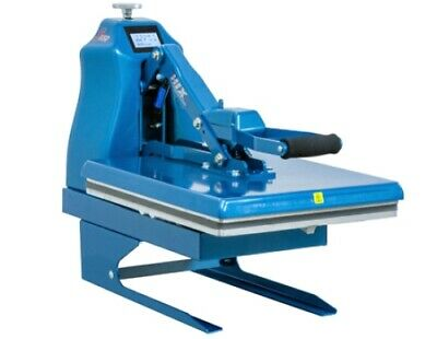 "Hix Heat Press S-650 16""x20"" Auto-Open w/ Splitter Stand! USA MADE >FREE SHIP!<"