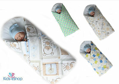 Soft SWADDLE ME BABY HORN WRAP ROZEK BECIK SWADDLING BLANKET SLEEPING BAG DUVET