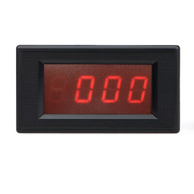 DC 500V Red LED Digital Volt Voltmeter Panel Digit Voltage Meter 0-500V DC