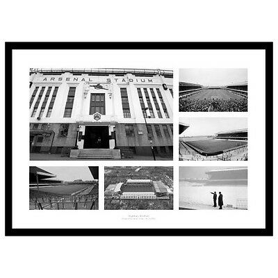 Highbury Stadium Photo Montage - Arsenal FC Memorabilia (HSMU6)
