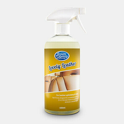 Greased Lightning LOVELY LEATHER 2-in-1 Leather Cleaner & Conditioner