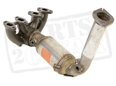 Fiat Punto Mk2 1.2 8V Exhaust Catalytic Converter Catalyst CAT 1999-2000