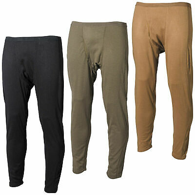 US THERMO UNTERHOSE LEVEL 2 GEN III S-XXL Army Funktions Hose lang ECWCS Winter