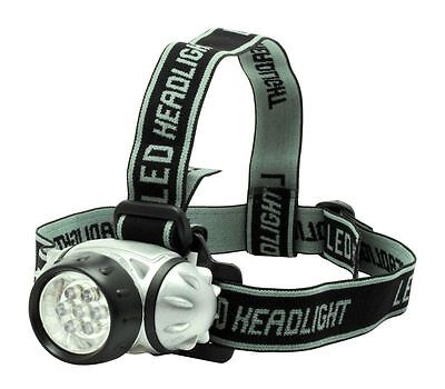 7 Led  Kopflampe Stirnlampe Headlamp Headlight