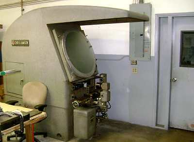 "30"" J&L Optical Comparator, FC-30, Jones & Lamson"