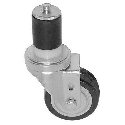 Swivel Stem Caster3 W  1-5/8 Od Tubing 262408