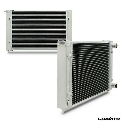 40mm ALLOY RACE RADIATOR RAD FOR VW GOLF MK2 CORRADO SCIROCCO 1.6 1.8 GTI 16V