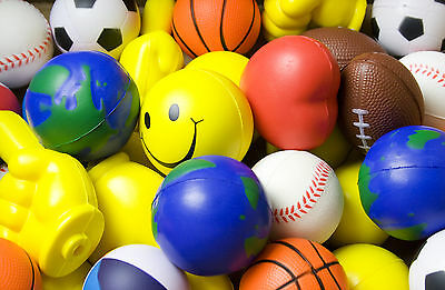 Assorted pack of 25 stress balls ADHD Autism fiddle fidget toys