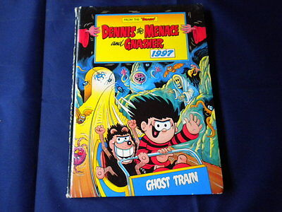 Dennis The Menace and Gnasher Annual Book 1997