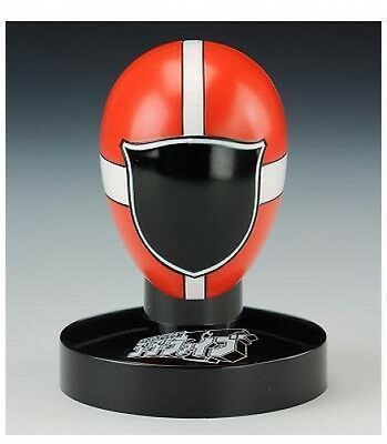 Bandai Super Sentai Collection 3 Power Rangers Lightspeed Rescue Go Red Mask