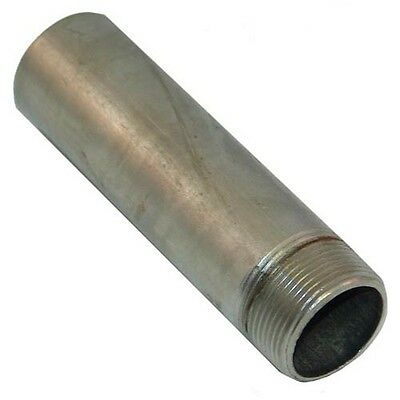 "EXTENSION DRAIN PIPE Stainless Steel 1-1/4"" NPT X 6"" Fryer 263427"