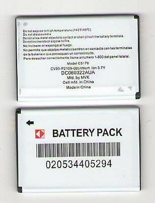 Lot Of 4 New Battery For Kyocera C5170 Hydro Boost C5171
