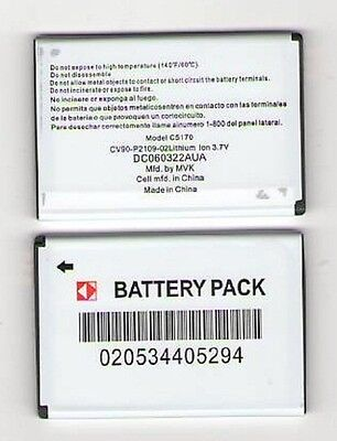 Lot Of 2 New Battery For Kyocera C5170 Hydro Boost C5171